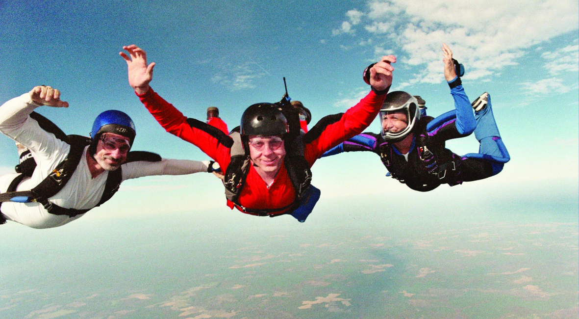 Skydive Fyrosity Las Vegas Skydiving School