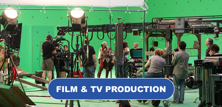 FILM TV PRODUCTION b 2