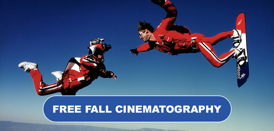 FREE FALL CINEMATOGRAPHY