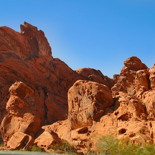 OVERTON VALLEY OF FIRE 1