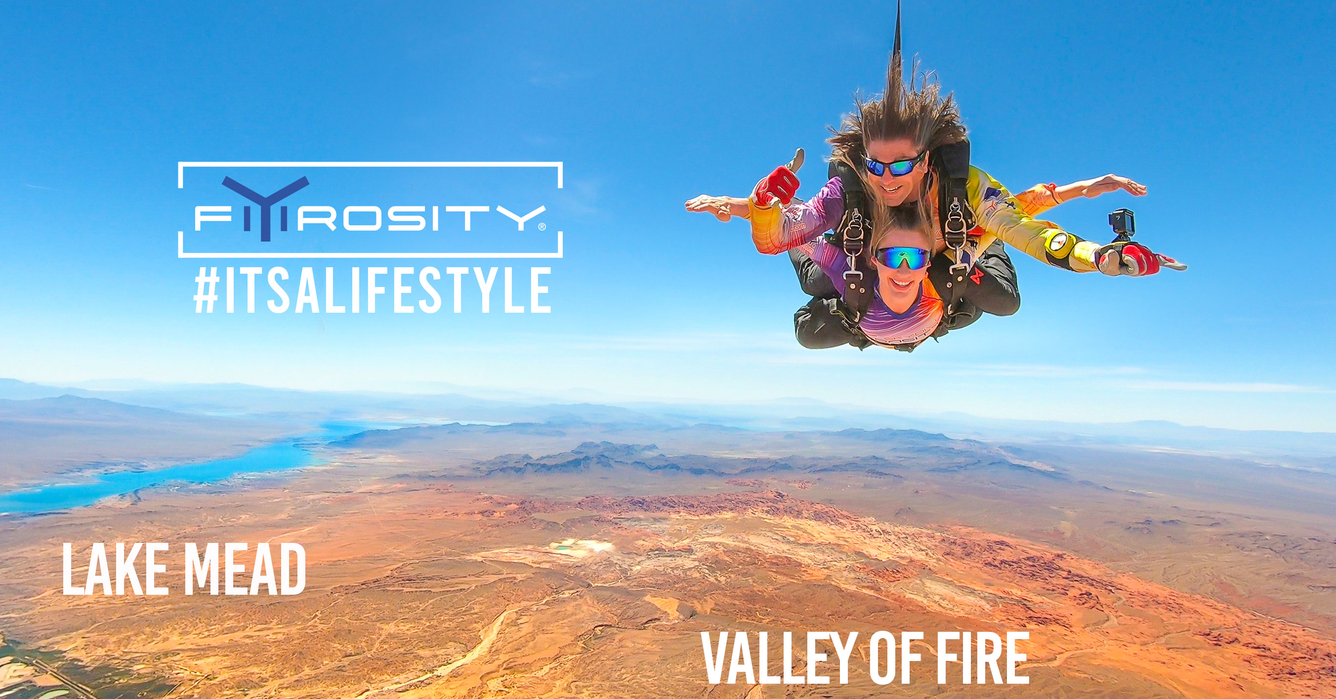 Skydive Fyrosity #itsalifestyle
