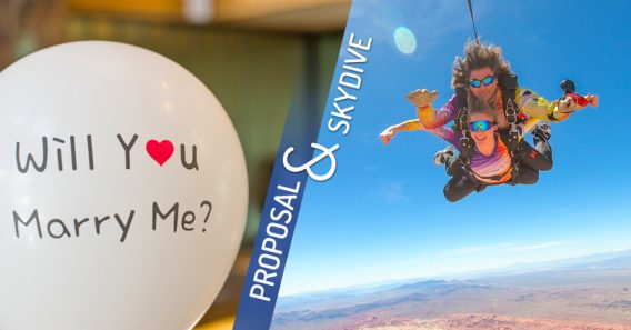 Skydiving Proposal