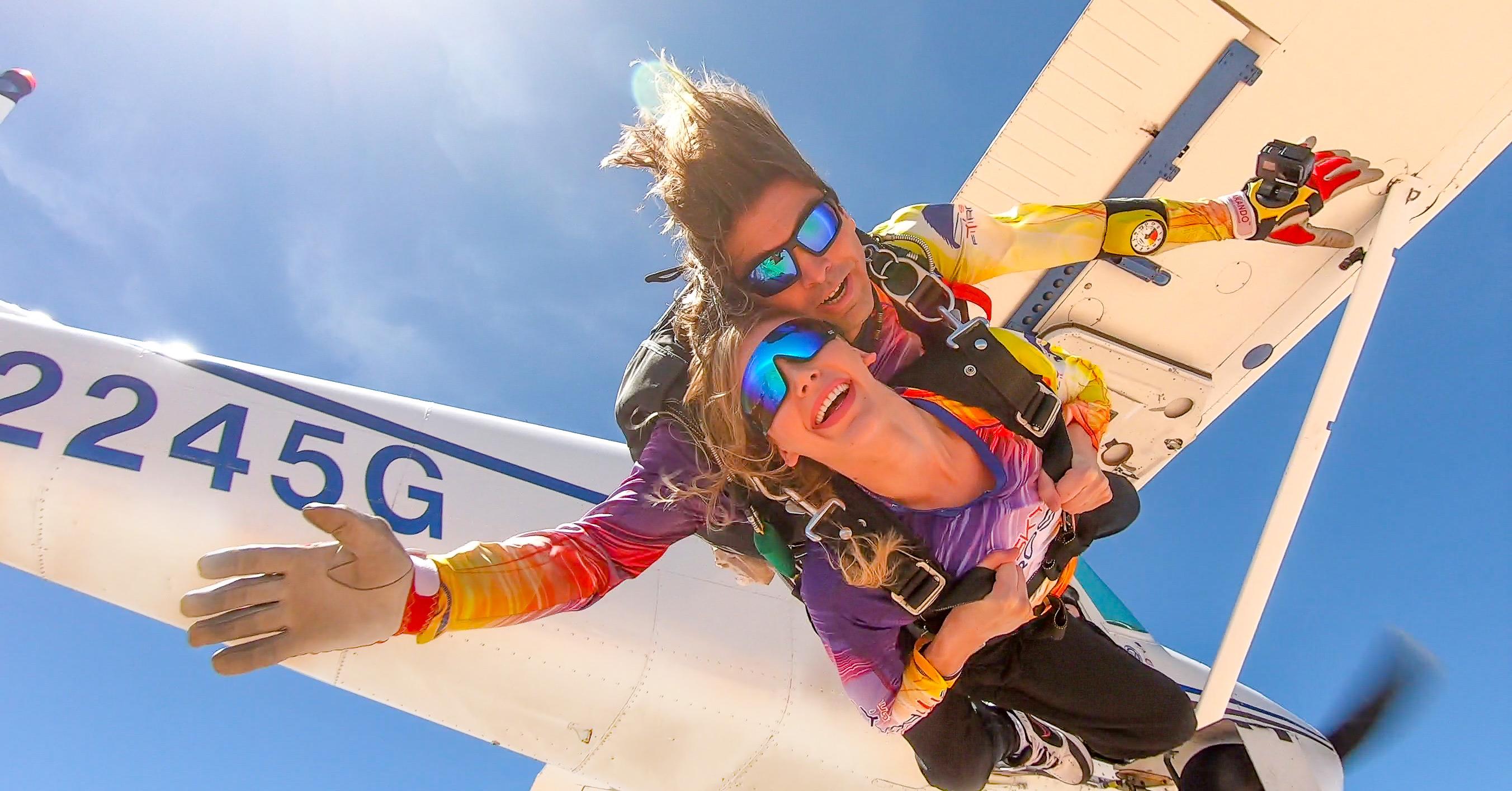 Skydive Fyrosity® Las Vegas Skydiving